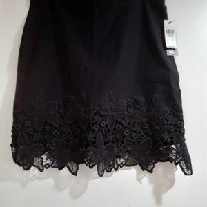 BCX stretch skirt